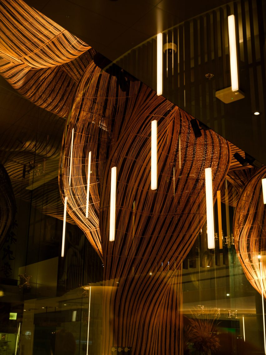 Lights at Spice and Barley by Enter Projects Asia