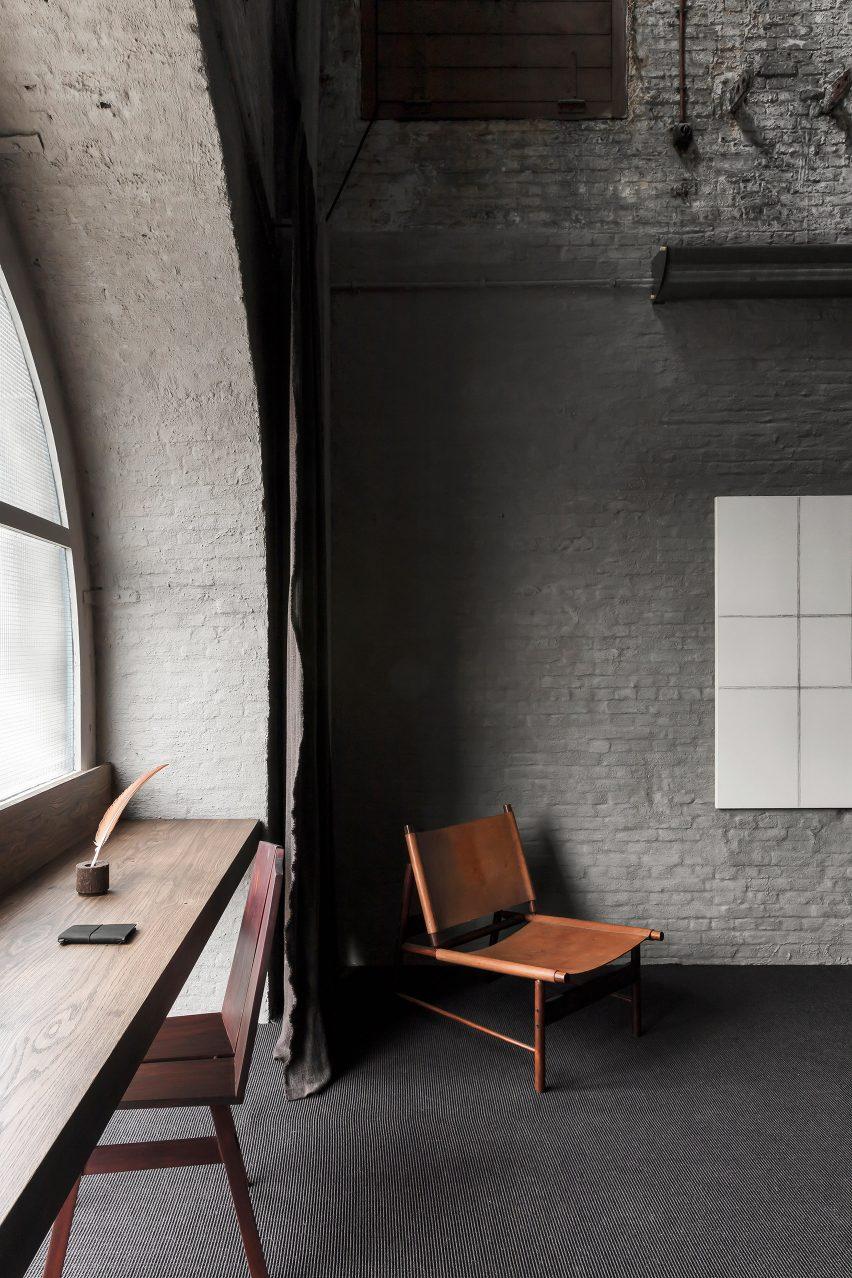 Still Room in Antwerpen ist ein ruhiger Rückzugsort