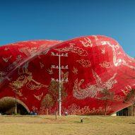 Sunac Guangzhou Grand Theatre by Steven Chilton Architects