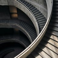 Top 10 staircases of the year feature in today's Dezeen Weekly newsletter