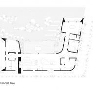 Floor plan of Willunga House by Reuben French-Kennedy