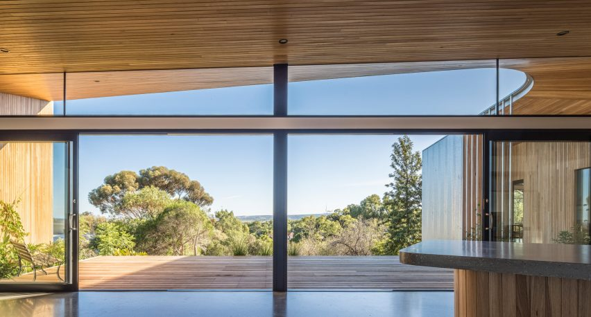 Window view in Willunga House by Reuben French-Kennedy