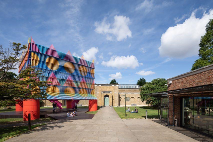 Colour Palace by Yinka Ilori