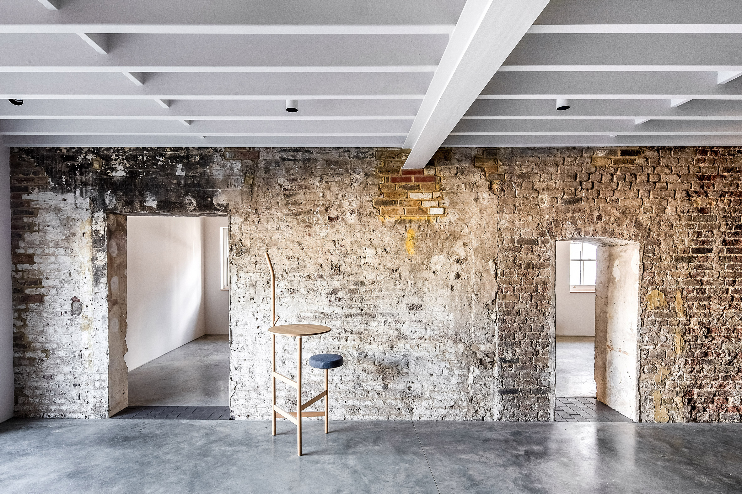 Interior of Yorkton Workshops by Pearson Lloyd and Cassion Castle Architects