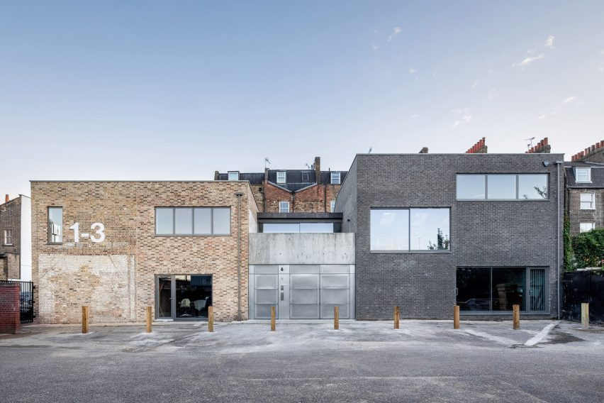 Yorkton Workshops by Pearson Lloyd and Cassion Castle Architects