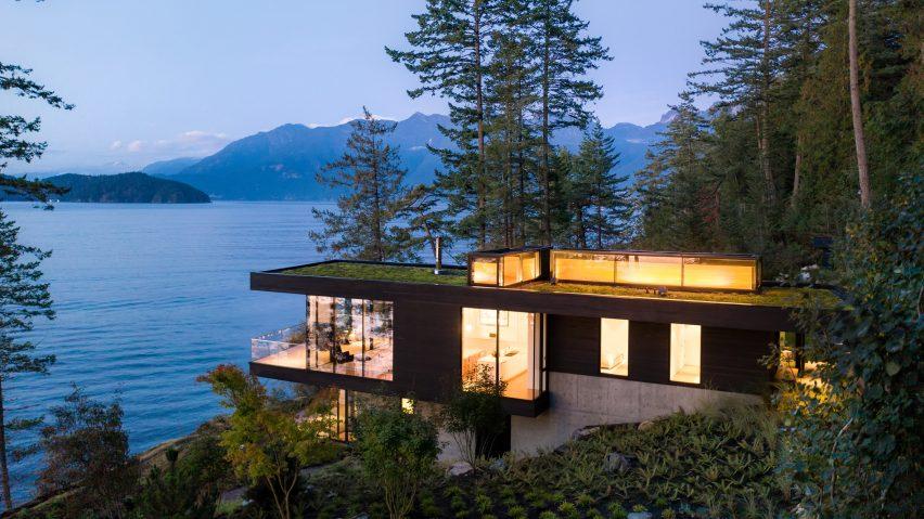 Bowen Island House omb