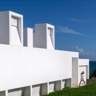 Hurricanes inform design of coastal home in Puerto Rico by Fuster + Architects