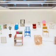 19 Chairs project by Tom and Will Butterfield