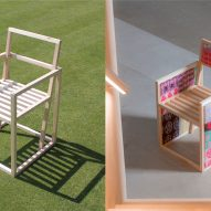 Mix chair by Ashley Williams
