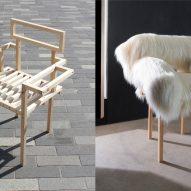 Shag Chair by Emma Brewin