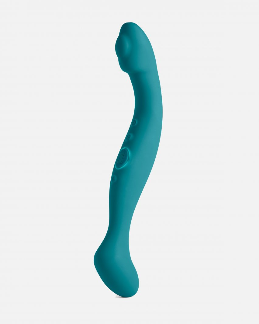 Sway, one of Lora DiCarlo's new warming sex toys