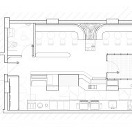 Caffettiera Caffé Bar floor plan