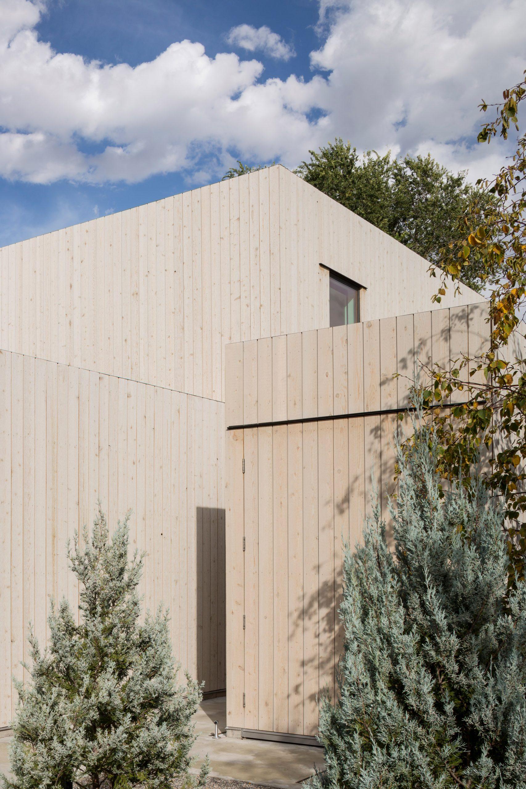 Exterior view of Host House in Utah