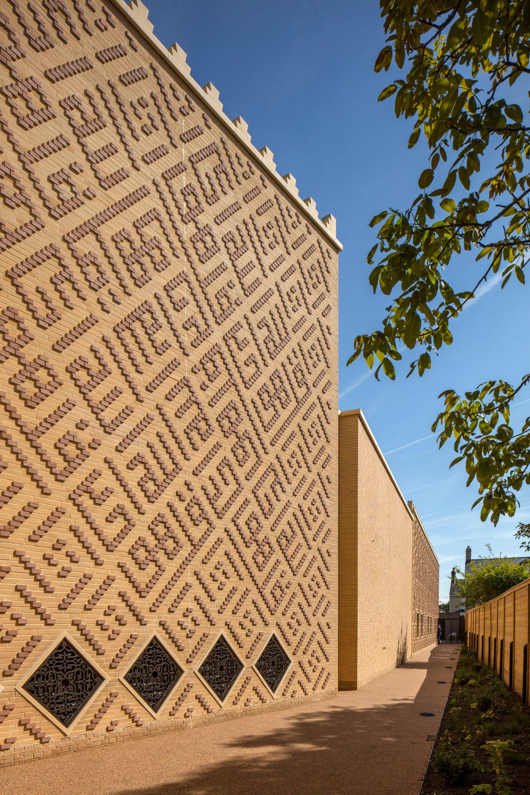 Brickwork in Cambridge