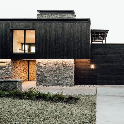 Meadows Haus Utah Klima Architecture