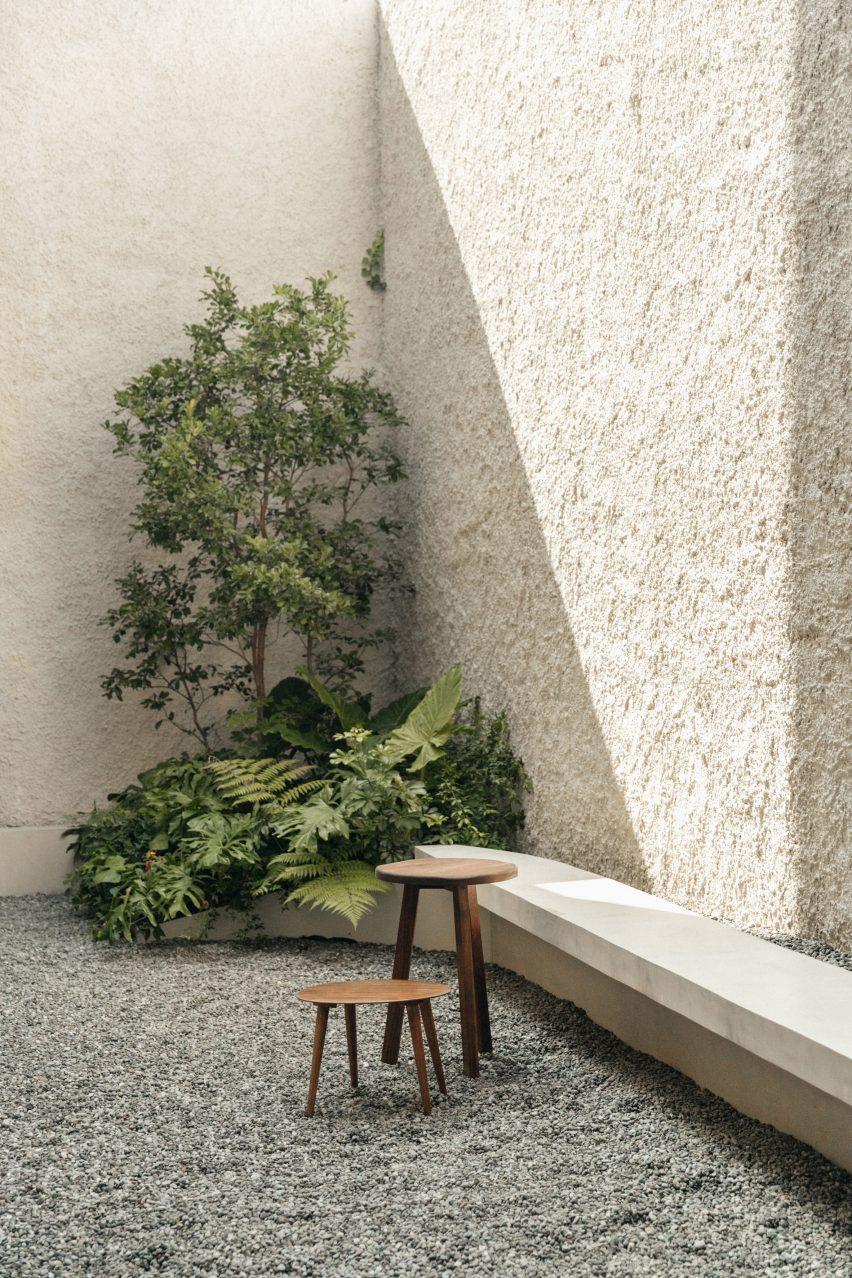 Casa Octavia boutique hotel by PPA patio