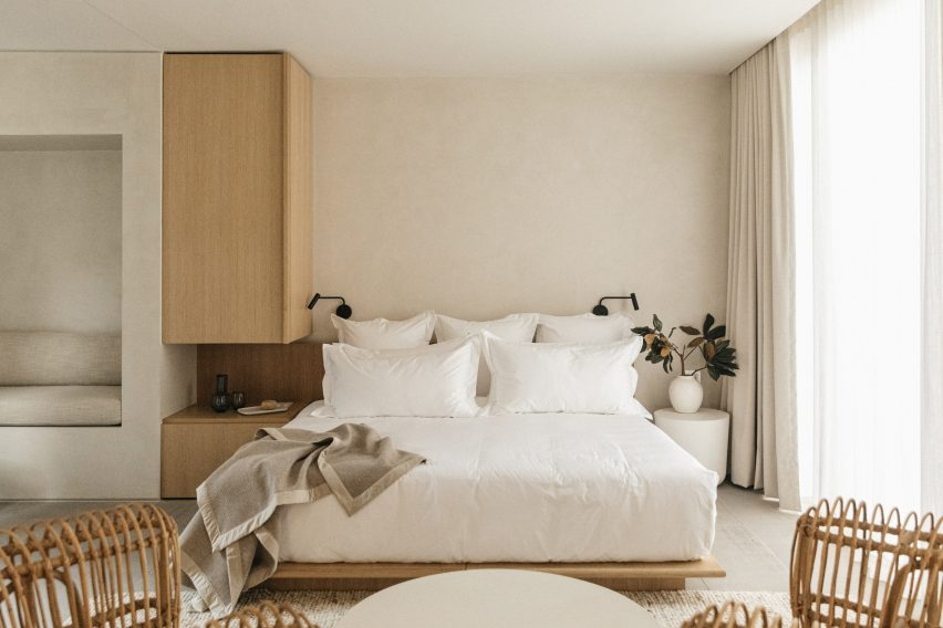 Casa Octavia boutique hotel by PPA guest room interiors