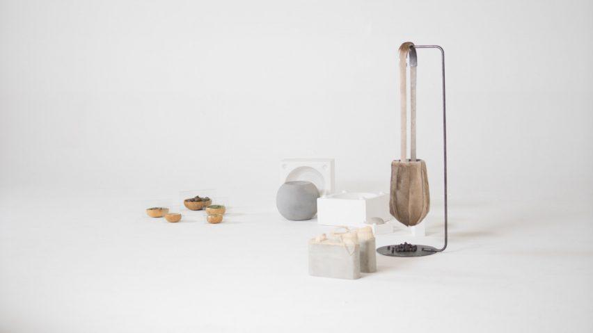 Raiz Noreste Gerardo Osio set of objects