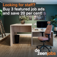 Get a free company profile on Dezeen Jobs to boost your firm's visibility to jobseekers