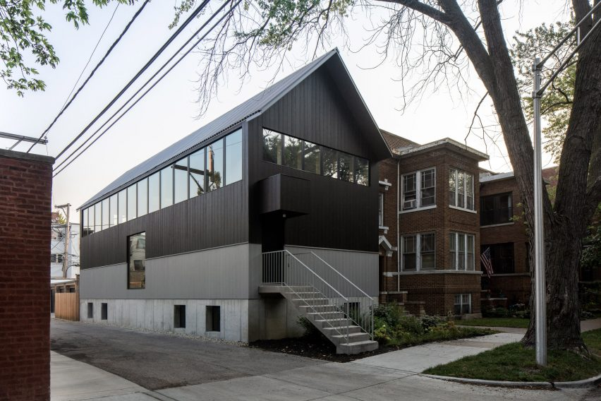 Exterior of Ardmore House by Kwong Von Glinow