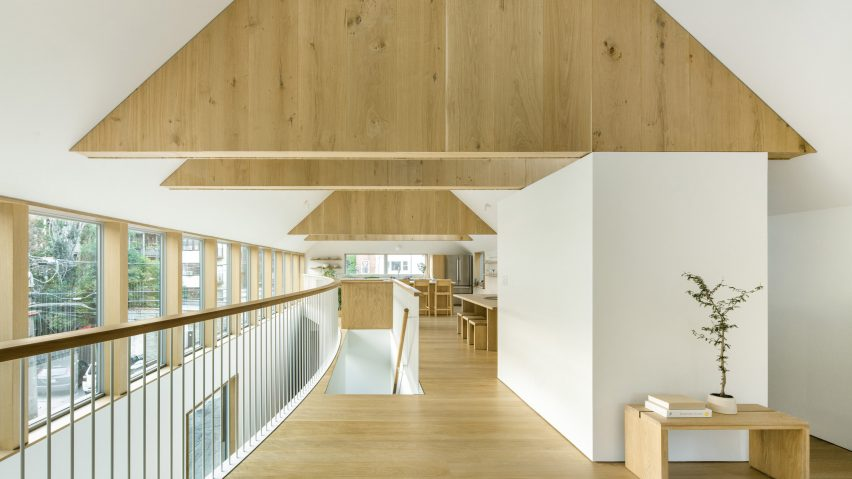 First floor in Ardmore House by Kwong Von Glinow