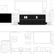 Site plan of Ardmore House by Kwong Von Glinow