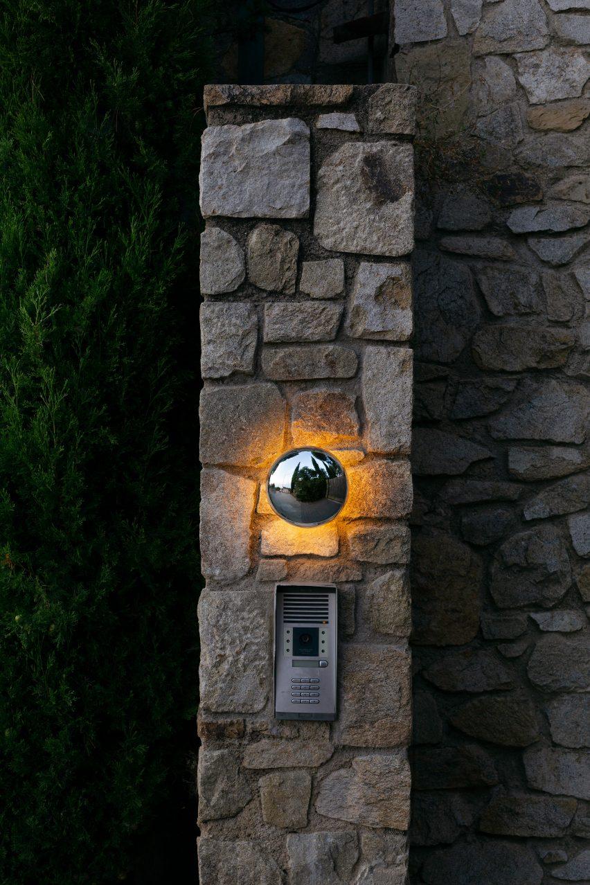 Outdoor light Babila by Marco Zanuso Jr. for Marset