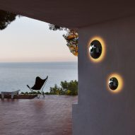 Babila outdoor light by Marco Zanuso Jr. for Marset