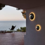 Babila outdoor light by Marco Zanuso Jr. for Marset