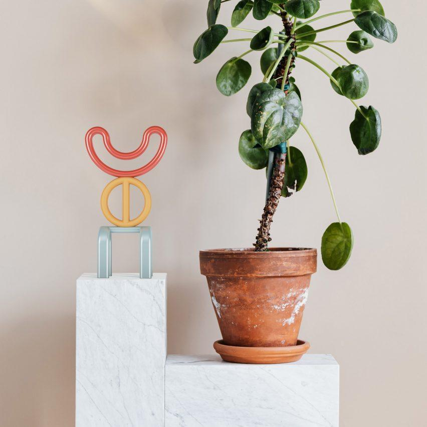 Balisa therapy totem by Ariadna Sala Nadal