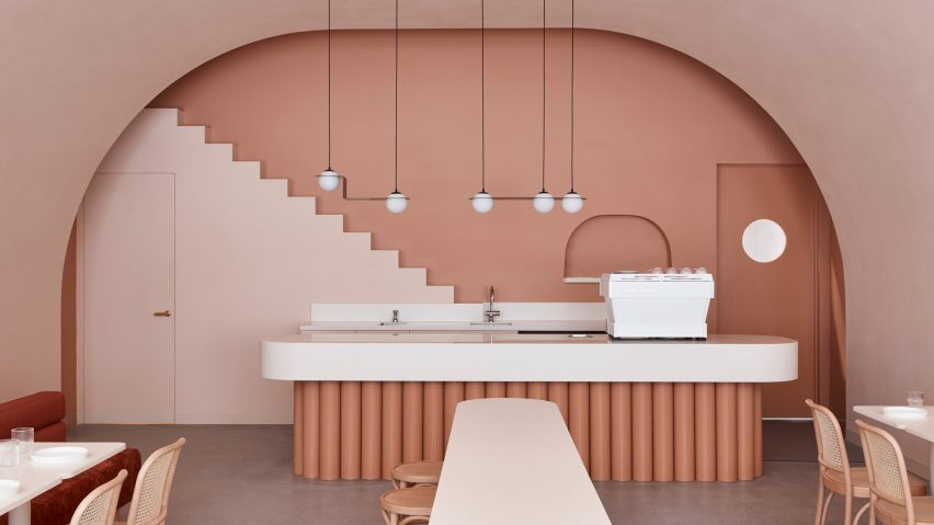 The Budapest Cafe by Biasol