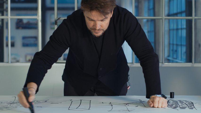 Bjarke Ingel's Masterplanet vision for earth