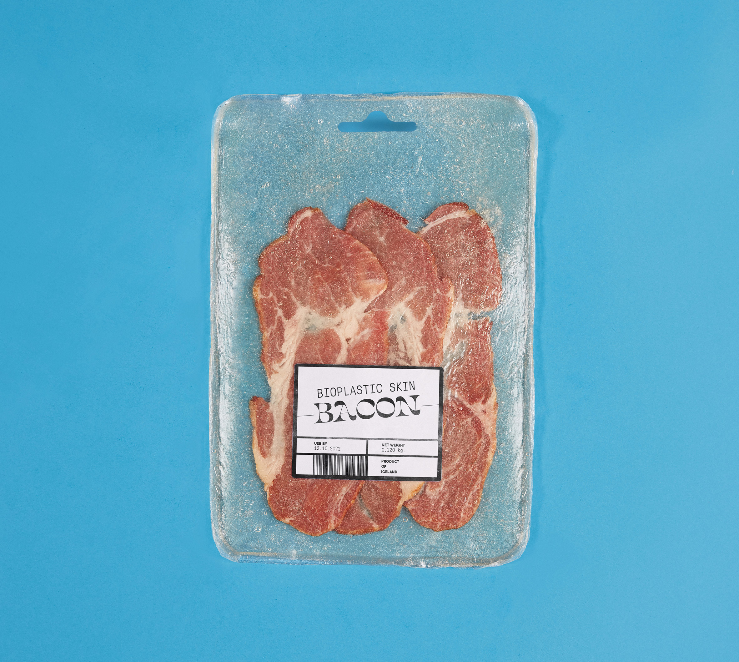 Bioplastic Skin packaging