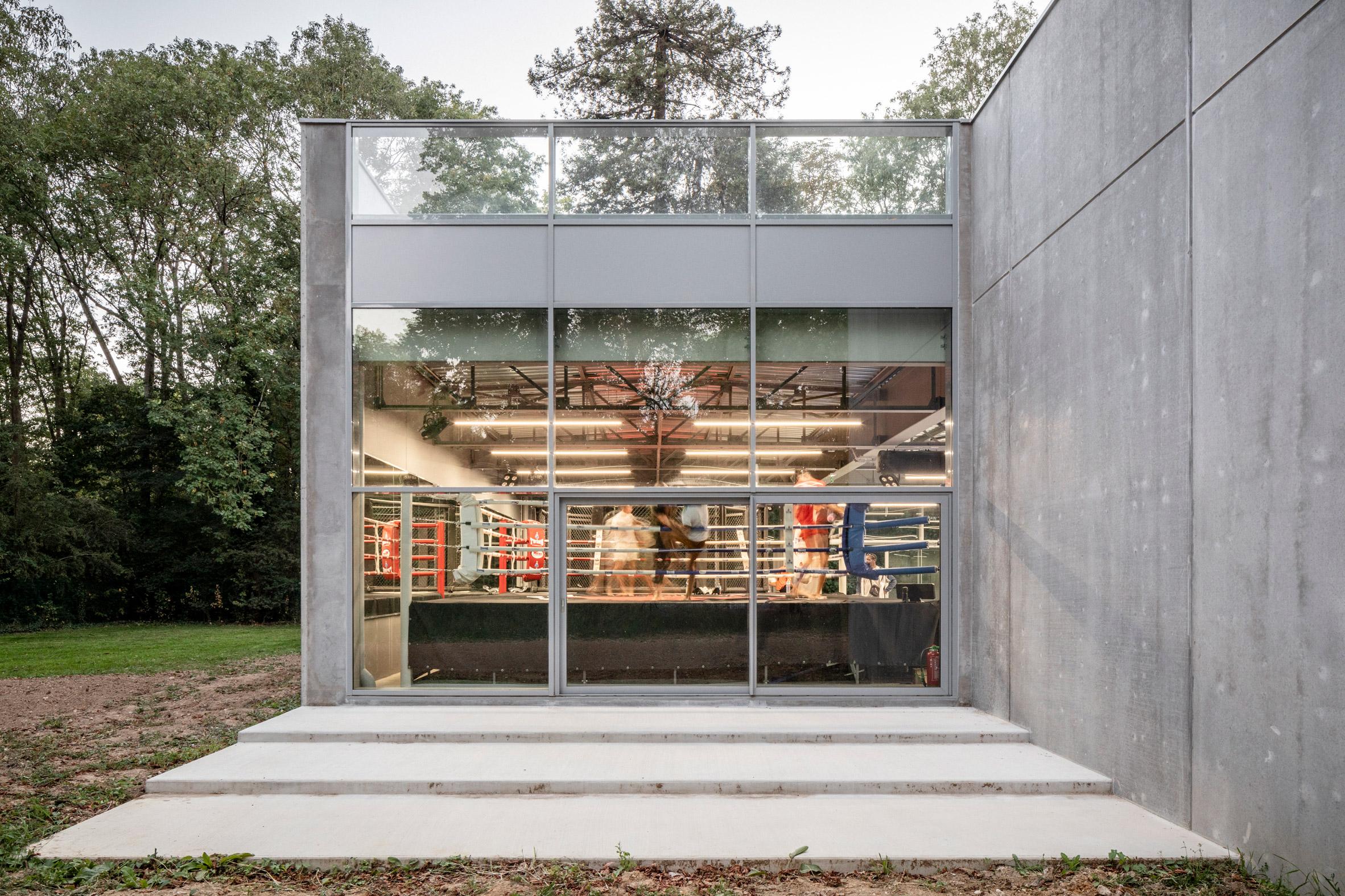 Kickboxing club in Savigny-le-Temple