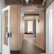 Corridor in Brighton Street Early Learning Centre by Danielle Brustman