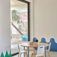 Table in Brighton Street Early Learning Centre by Danielle Brustman