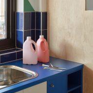 Sink in Brighton Street Early Learning Centre by Danielle Brustman