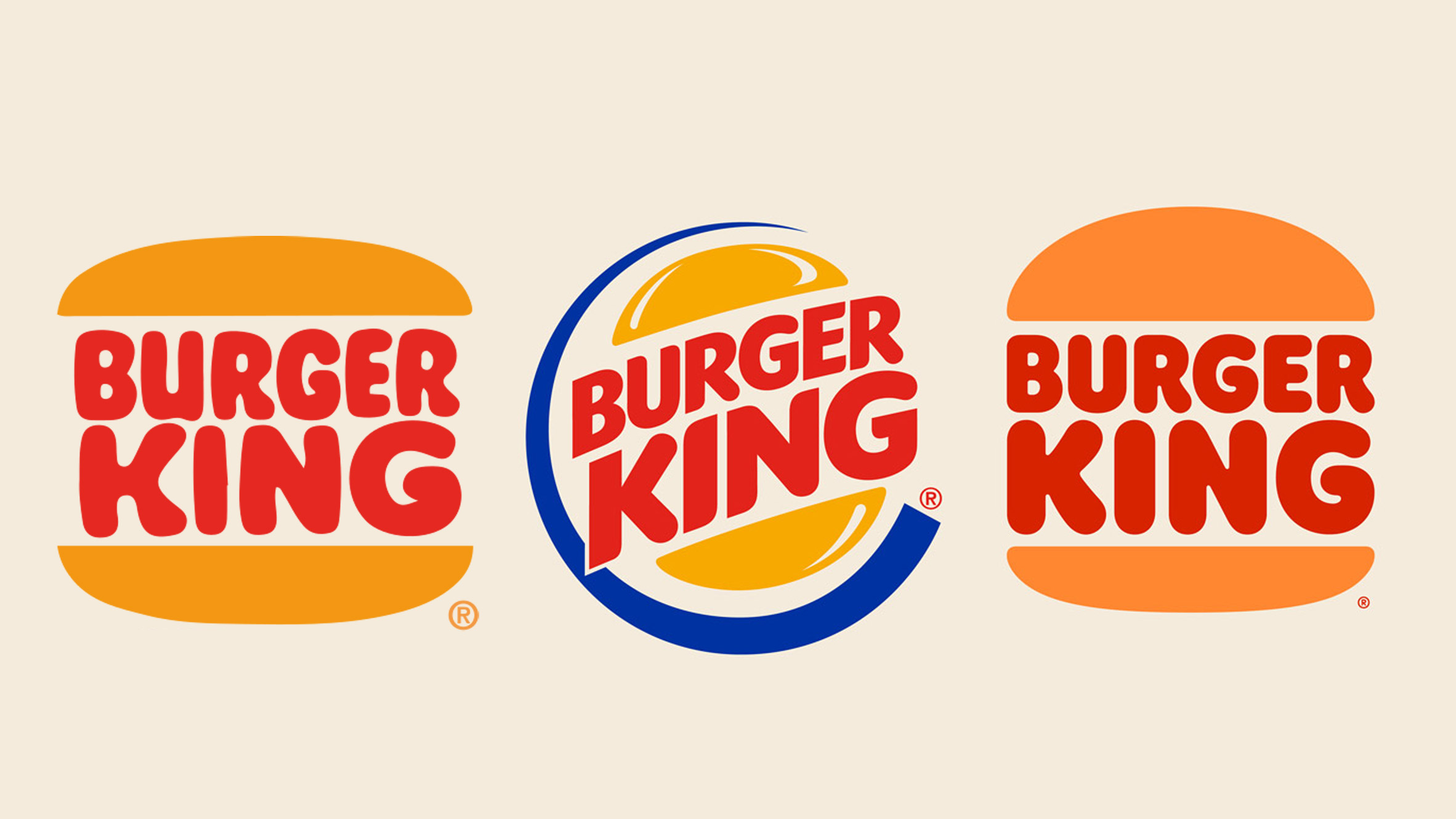 """Rebrand takes Burger King back to """"when it looked at its best"""" says designer"""