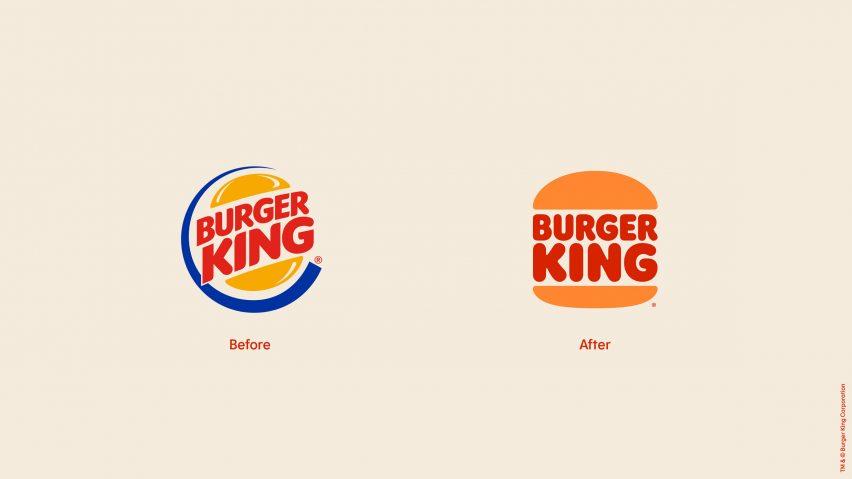 Новый логотип Burger King