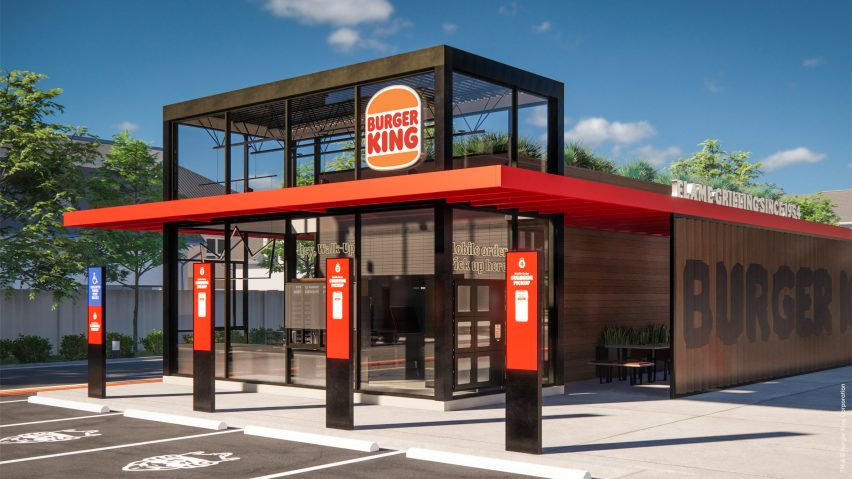 Логотип ресторана Burger King