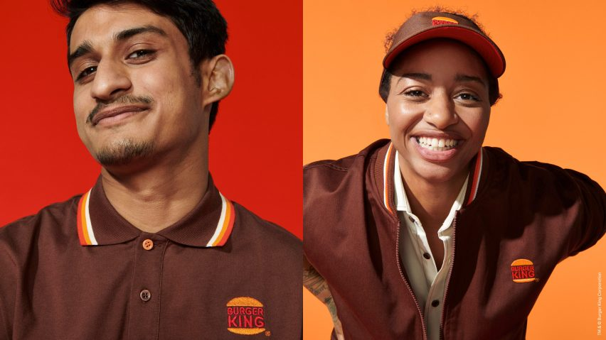 Burger King uniforms