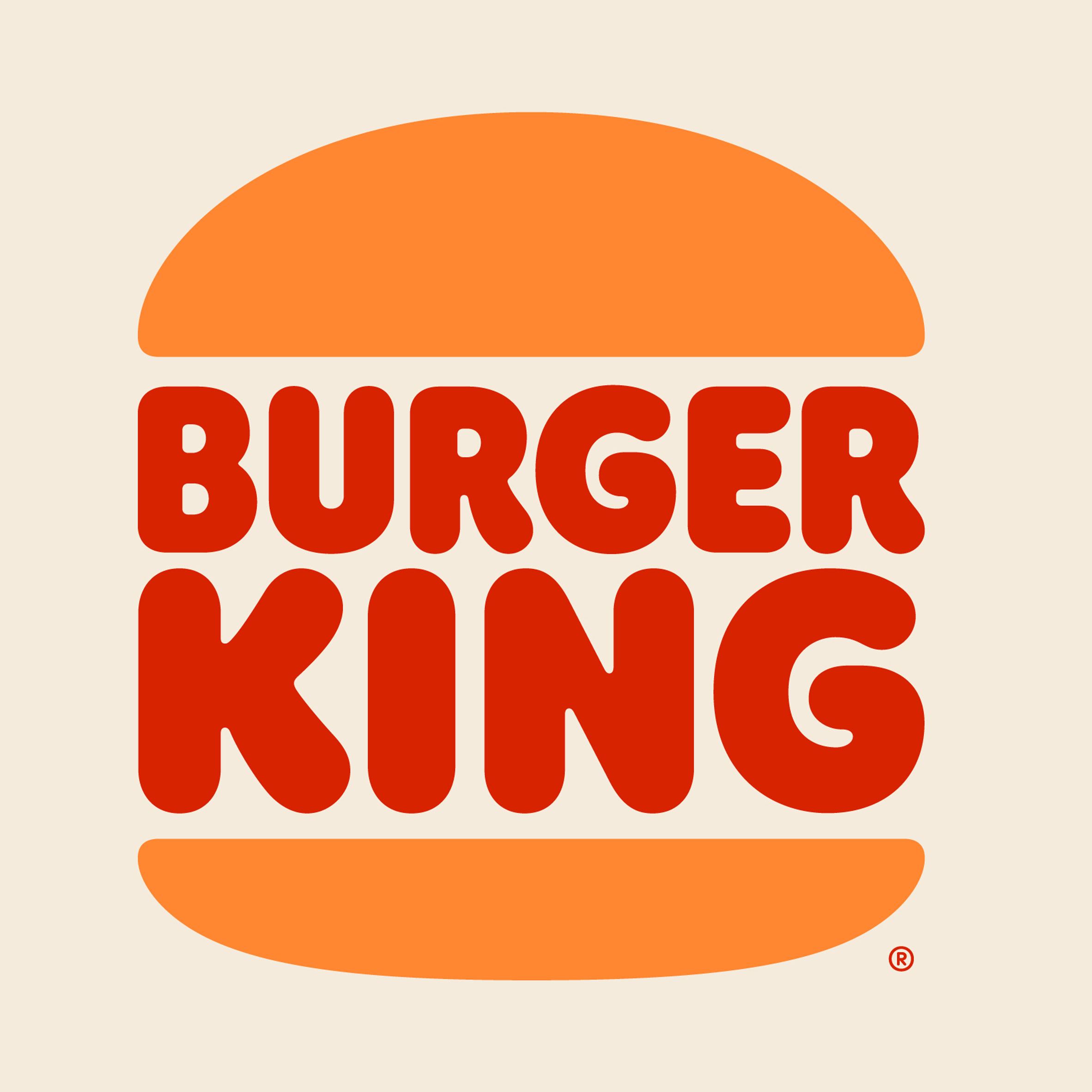 Burger King reveals simplified logo as part of first rebrand in 20 years