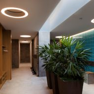 Ablutions, Cambridge Central Mosque by Marks Barfield Architects