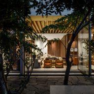 Casa Estudio by Manuel Cervantes Estudio