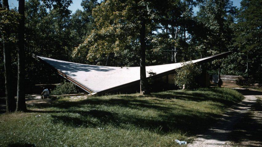 Casa Catalano en Raleigh, Carolina del Norte, por Eduardo Catalano