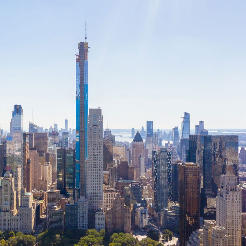 Central Park Tower in New York