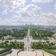 "Champs-Élysées avenue in Paris to become ""an extraordinary garden"""