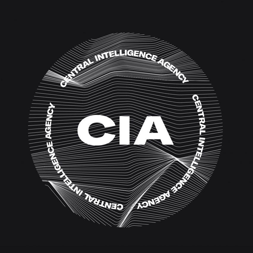 CIA logo redesign