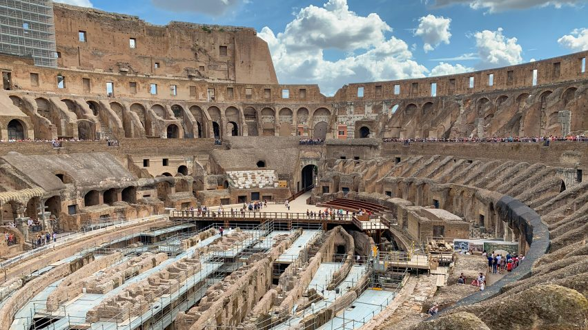 Colosseum Arena Set To Be Reconstructed With Retractable Floor