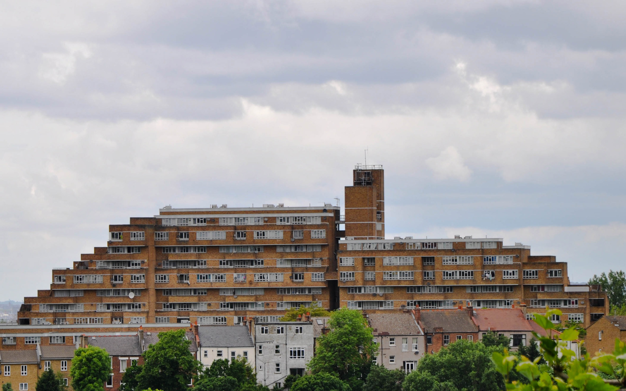 Dawson's Heights by Kate Macintosh in London